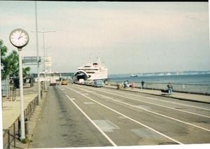 De Ferry van Danmark - Sverige