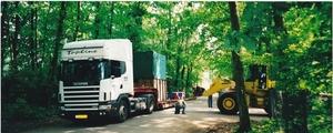 Huur Scania