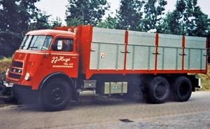 DAF-1600 J.J.HAGE (NL)
