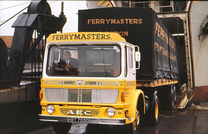 AEC FERRYMASTERS LONDEN (GB)