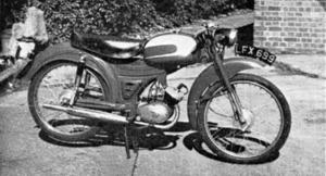 AJW.  Fox Cub 1960