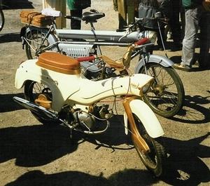 Ariel Pixie 1964