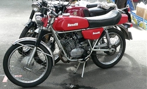 Benelli GT 50