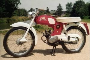 BSA.  Beagle 1963.