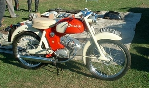 BSA.  Beagle 1965