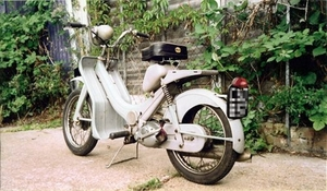 BSA. Dandy 1957