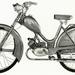 BTS. Credette II 1955 JLO motor