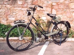 Cyc. auto 1940