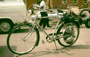 Cyclemaster 1954