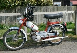 Garelli Bimatic 1975
