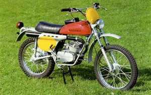 Gileria 50 Enduro 1978