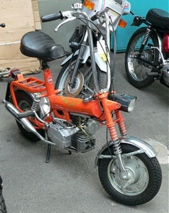 Demm Mini Bike