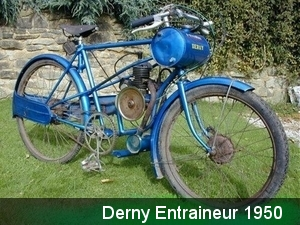 Derny Entraineur 1950