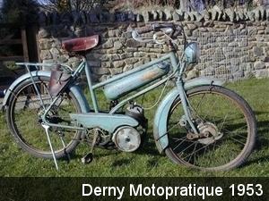 Derny Motopratique 1953