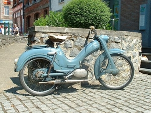 DKW. Hummel 1964