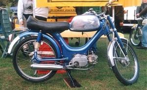Honda PS50