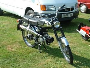 Honda SS50  !970