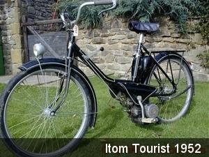 Itom Tourist 1952