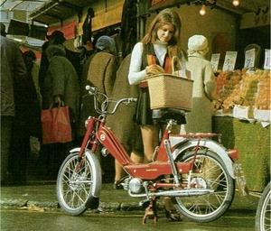 KTM. Automaat 1972