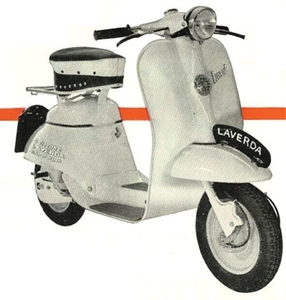 Laverda Scooter 1961