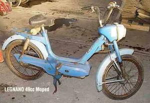 Legnano-Italy 1954