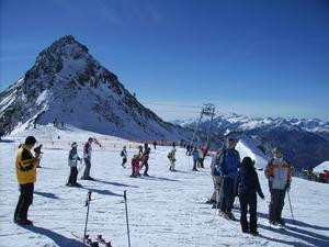 Tusen de skie�rs wandelen