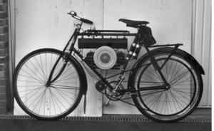 F�E. een  replica uit 1905