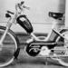 Lucerette bromfiets 1958