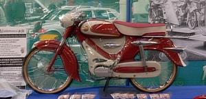 Magneet Globemaster 1961