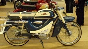 Magneet Globemaster Super Sport 1962