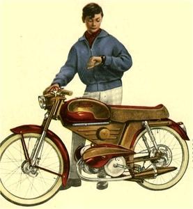 Manufrance Hirondelle 18 Sport 1962