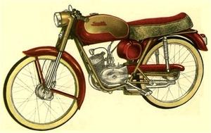 Manufrance Hirondelle HT20 Super Sport 1962