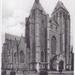 Ingang van de Kerk