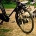 Mechanica Sinamec fietsmotor 1950