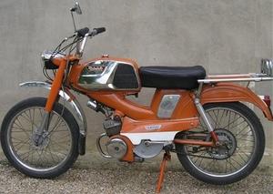 Mobylette Campera 1972
