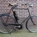 Mosquito op een Raleigh fiets