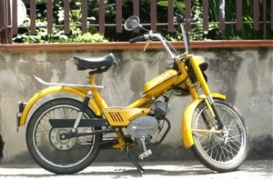 Moto Guzzi Dingo 1973