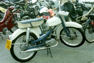 NSU. Quickly F23 1964