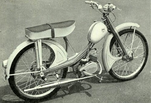 NSU. Quickly S2 1961