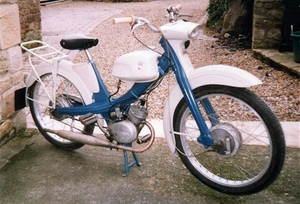 NSU. Quickly S23 1962