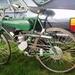 D8M. motor op een fiets afkomst Rusland