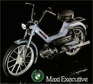 Puch Maxi Executive 1980