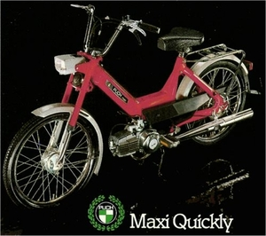 Puch Maxi Quickly 1980