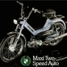 Puch Maxi Two Speed Auto 1980