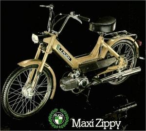 Puch Maxi Zippy 1980