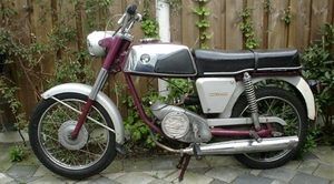 Puch VS50D 1958