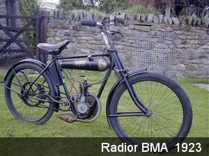 Radior BMA  1923