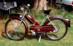 Raleigh RM2  1959