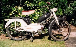 Raleigh RM4 automatic 1962