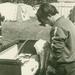Brigerbad - John Recour als kok - 1970